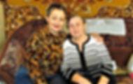 Татьяна Дмитриевна и Галина Александровн