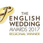 The English Wedding Awards Regional-Winn