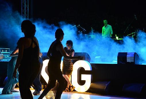 Nikos Alatas DJing @ Mandyla wedding, Ga