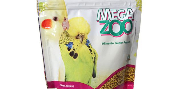 Megazoo Alimento Calopsitas y Periquitos