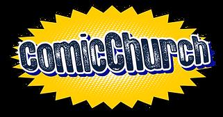 Comicchurch Yellow Logo Burst.png