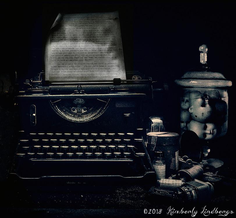 Copyright 2018 Kimberly Lindbergs