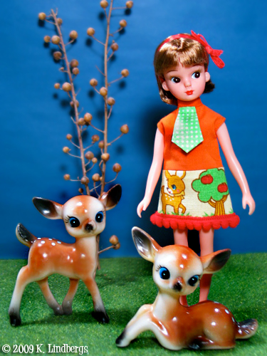 Fawns & Friend