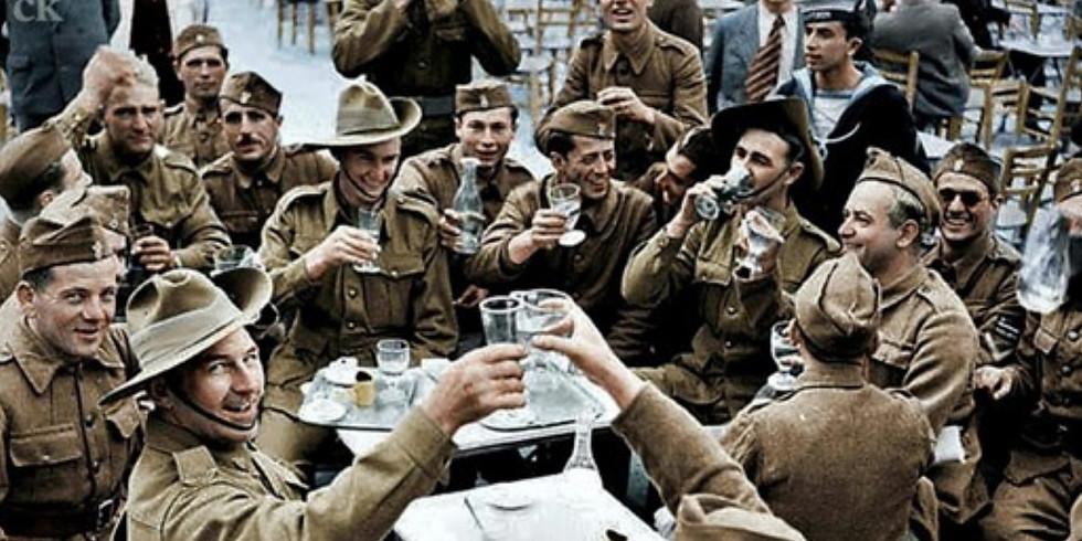 Tobruk (Army & Navy) Dinner