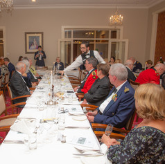 Battle of Britain Dinner 2021