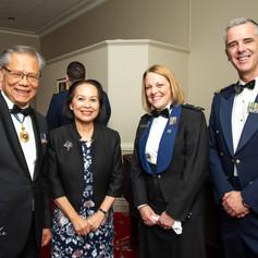 RAAF Centenary Dinner