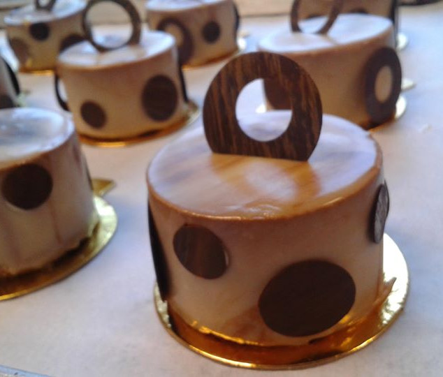 Mousse Pastry