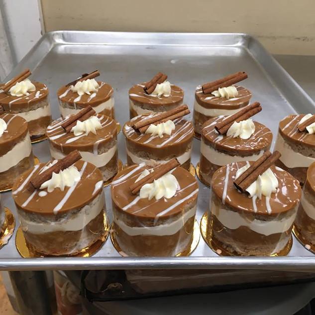 Caramel Apple Pie Pastry