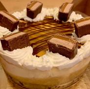 Milky Way Cheesecake