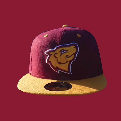 Prairie Dogs New Era 59FIFTY On-Field Cap