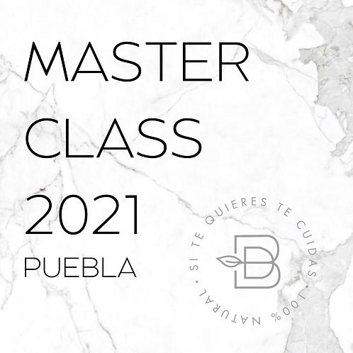 MASTER CLASS 2021 (Puebla)