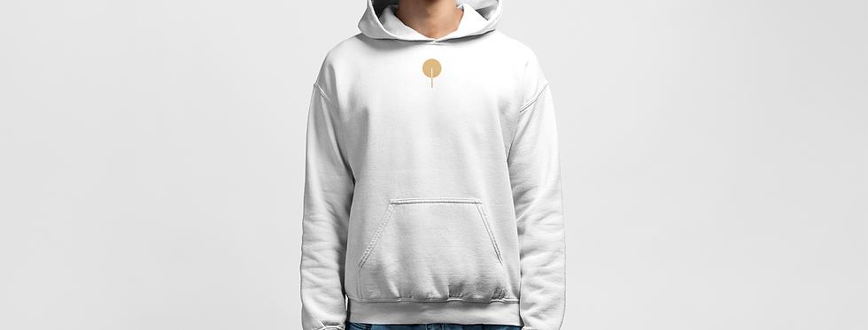 DREQA Golden Paddle Unisex fleece hoodie