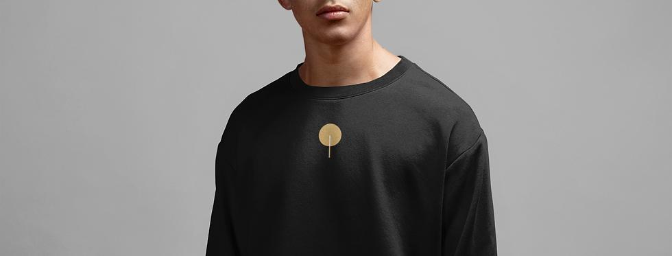 DREQA Golden Paddle Unisex fleece sweatshirt