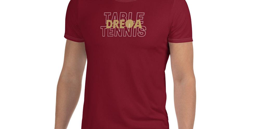 DREQA Standard Men's Table Tennis wear (Marron)