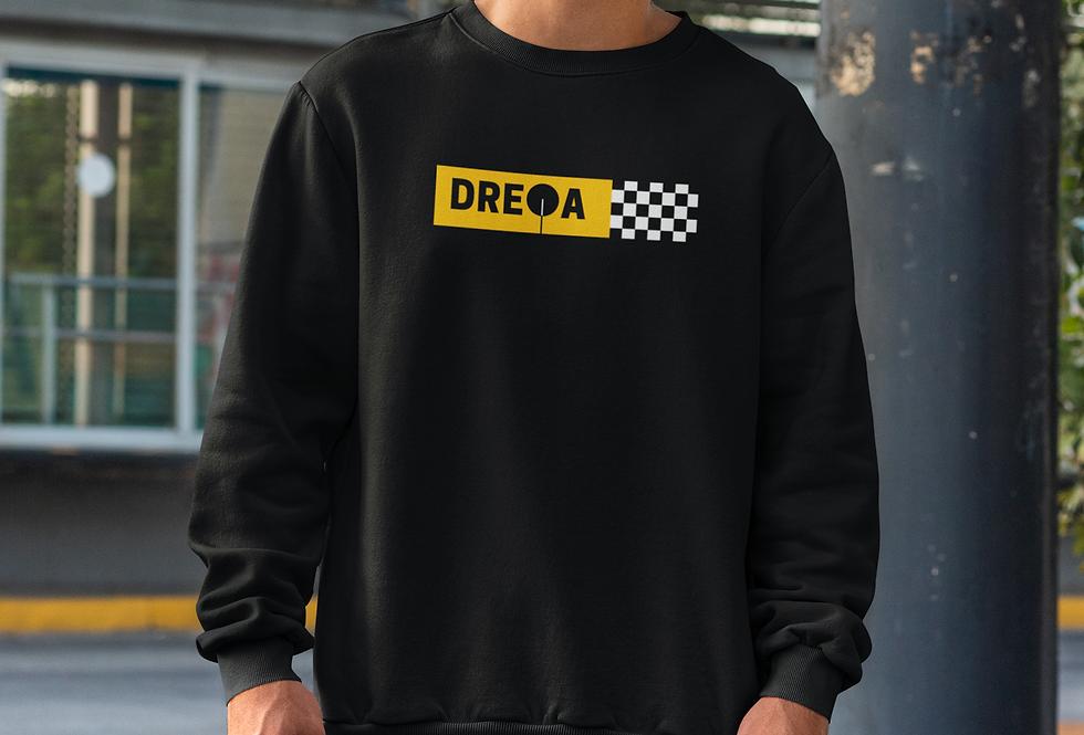DREQA Checkerboard Unisex Sweatshirt