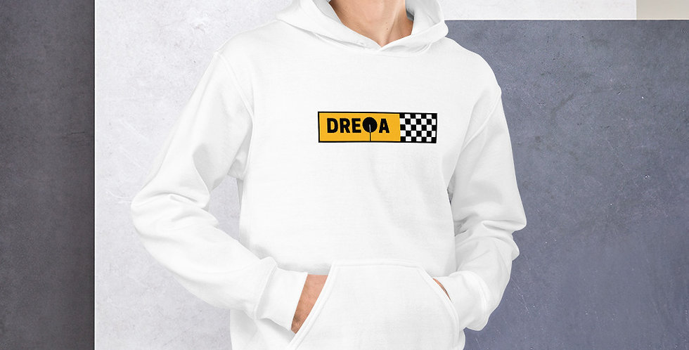 DREQA Checkerboard Unisex Hoodie
