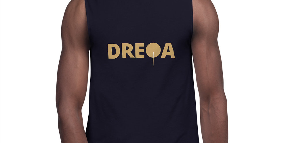 DREQA Logo Muscle Shirt