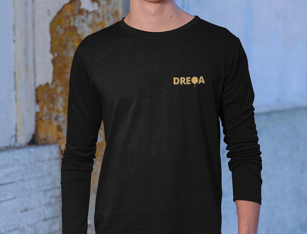 DREQA Logo Unisex Long Sleeve Tee