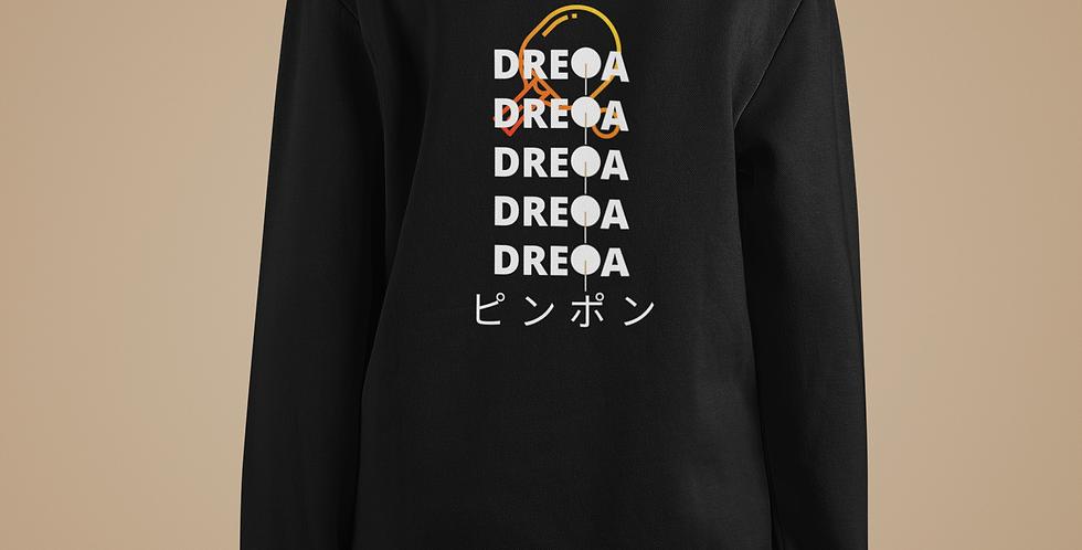 DREQA Japanese Unisex Hoodie