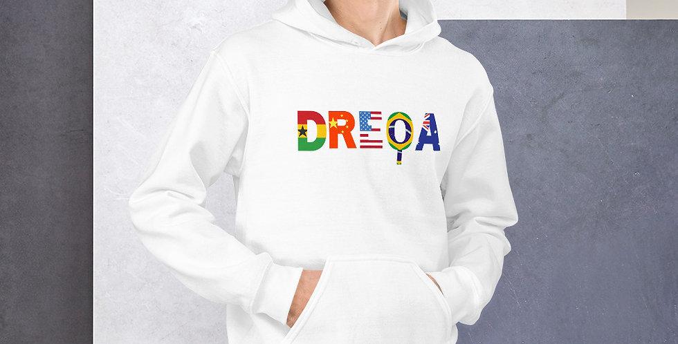 DREQA National Unisex Hoodie