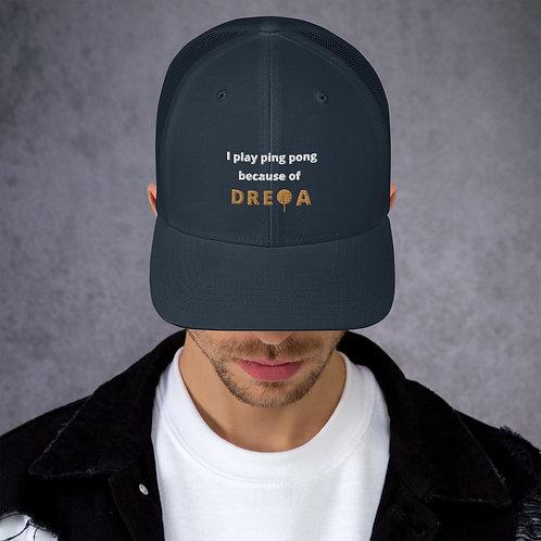 Navy Blue DREQA Hat