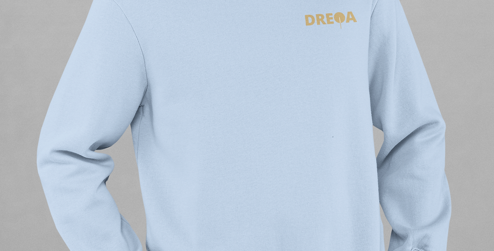 DREQA  Unisex fleece Sweatshirt