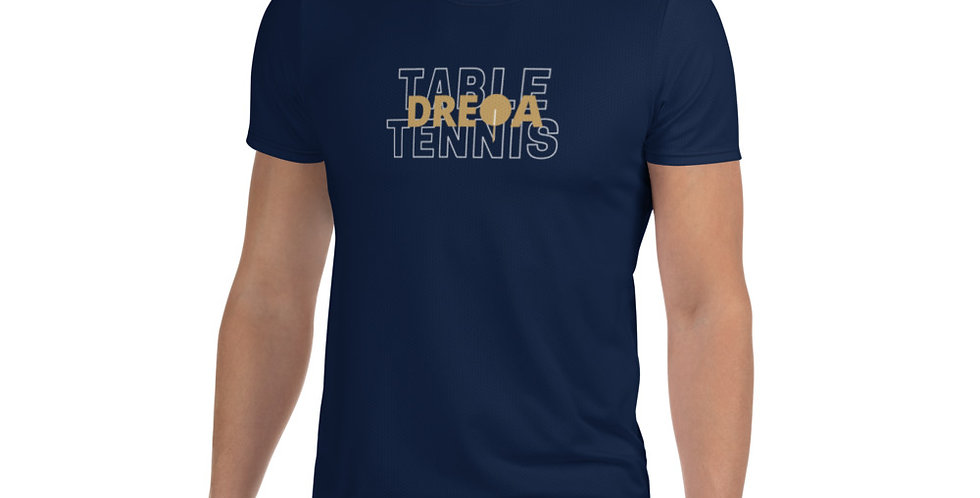 DREQA Standard Men's Table Tennis wear (Navy)