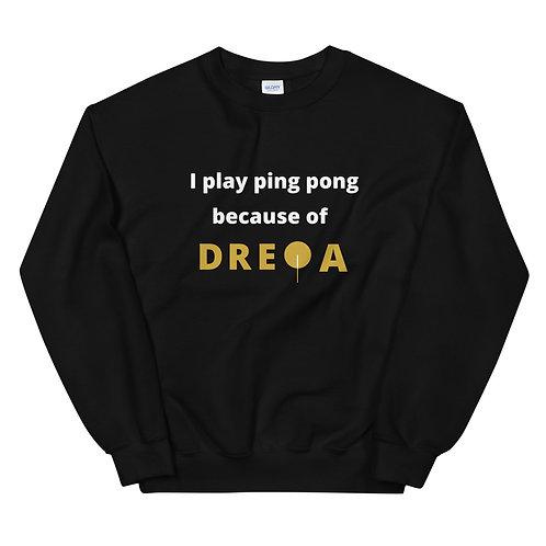 DREQA Black Sweatshirt
