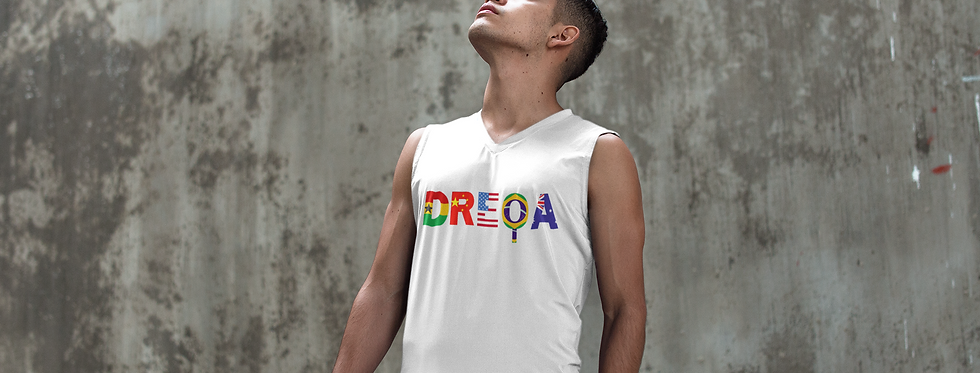 DREQA National Unisex Muscle Shirt