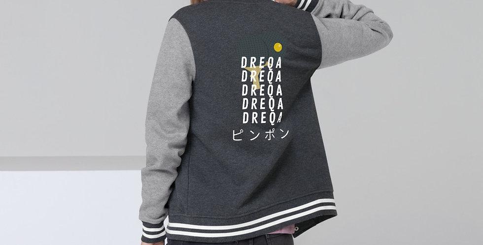 DREQA Japanese-Insp Women's Letterman Jacket
