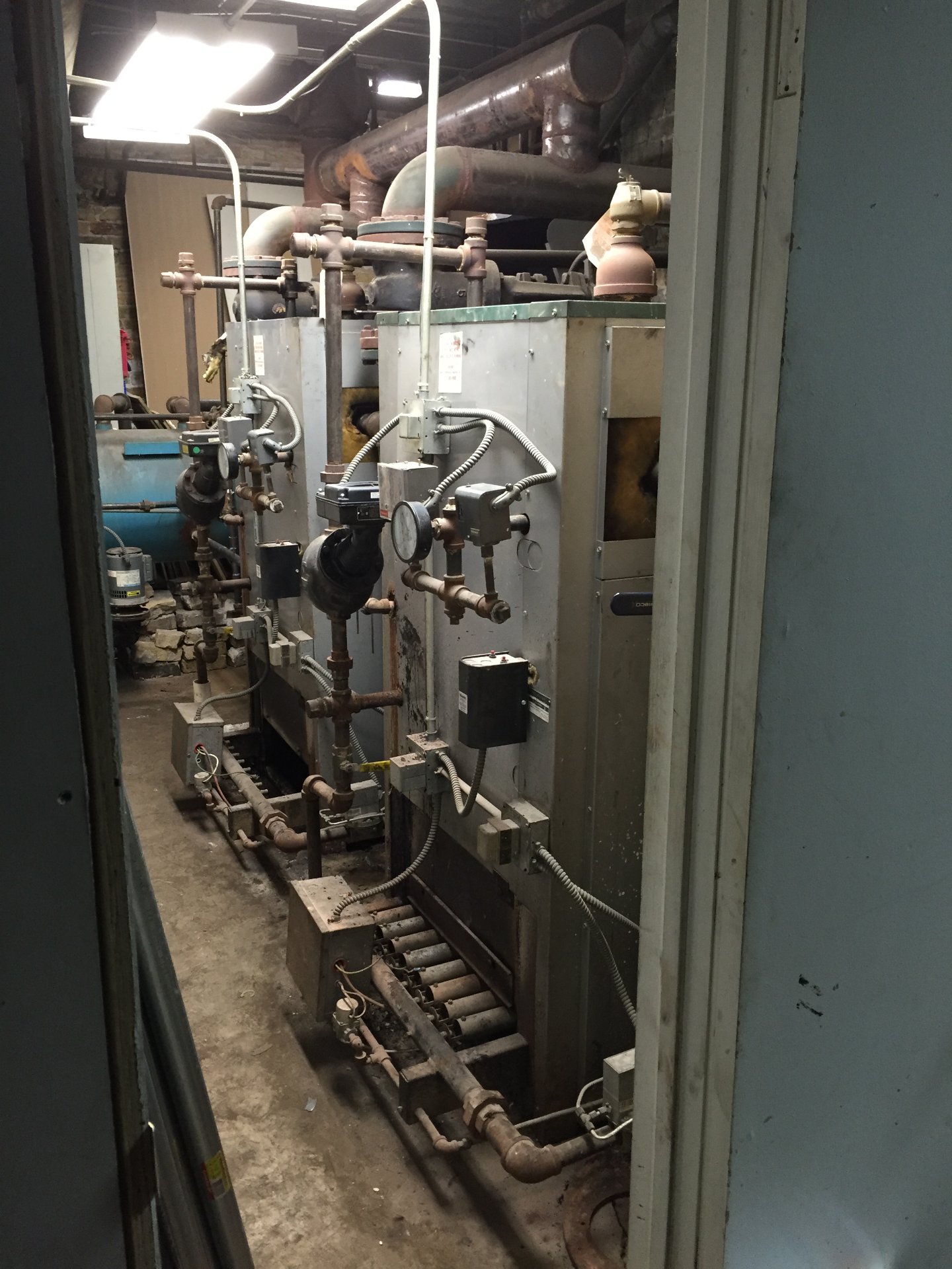 Existing Boilers