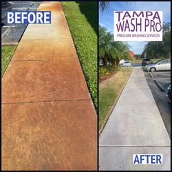 Tampa Joes - Sidewalk