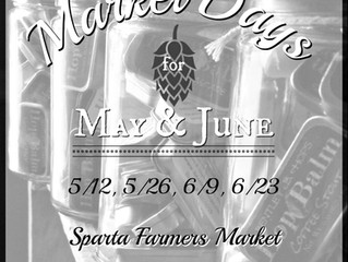 Market season kicks off this weekend!