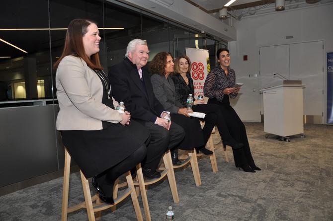 Women in Leadership Panel kicks off 2017