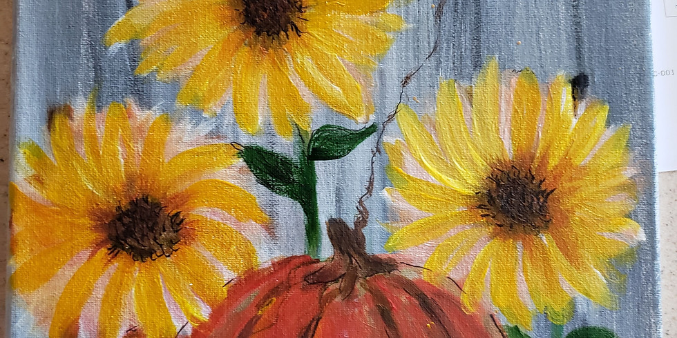 11-Under Review Thursday  Family & Friends Paint Night