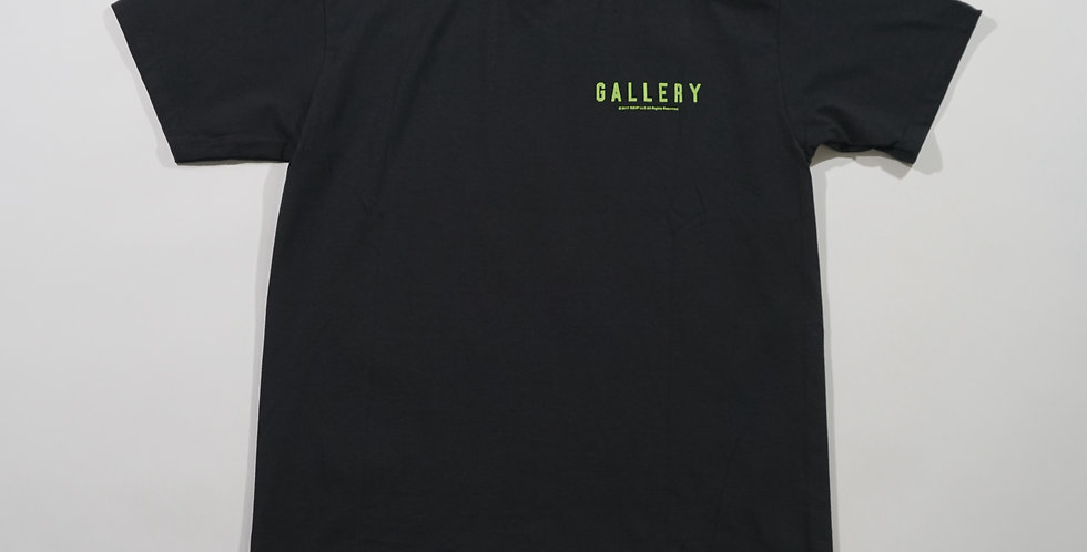 ASSC x Gallery Black Tee