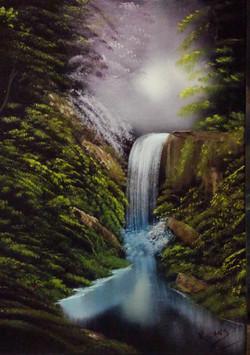 LS 1024 Tall waters fall 18 x 24