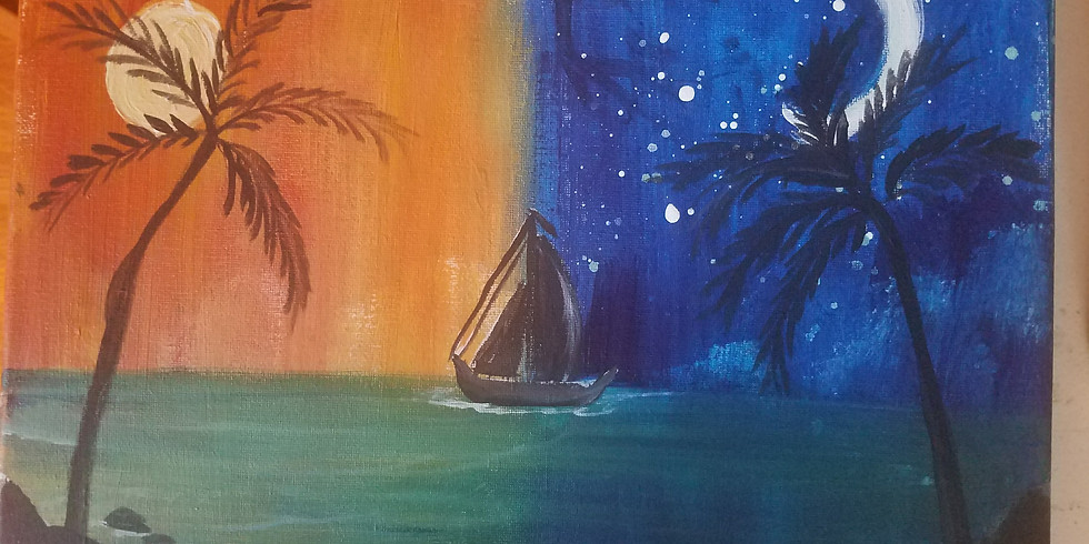$25/pp Under Review Paint Night