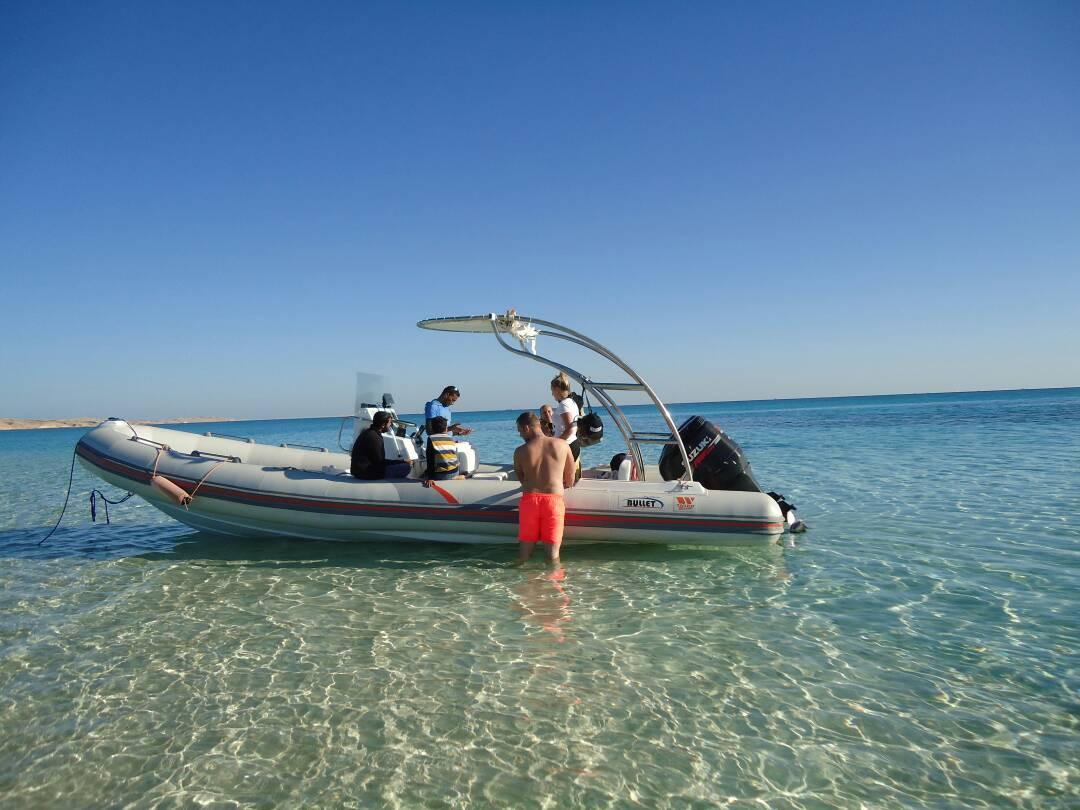 speed boats hurghada