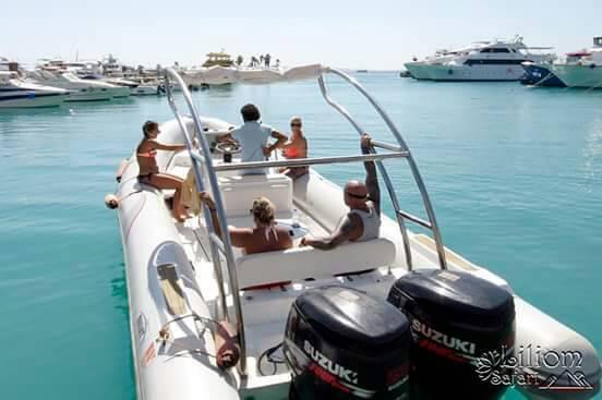 hurghada speed boat rental