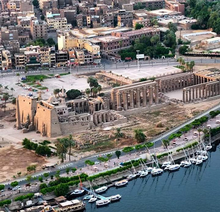 luxor temple tours from hurghada