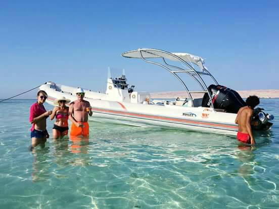 speed boat hurghada