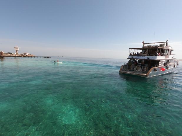 hurghada diving boats