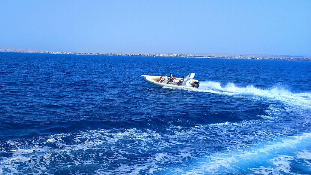 Hurghda speed boat rental