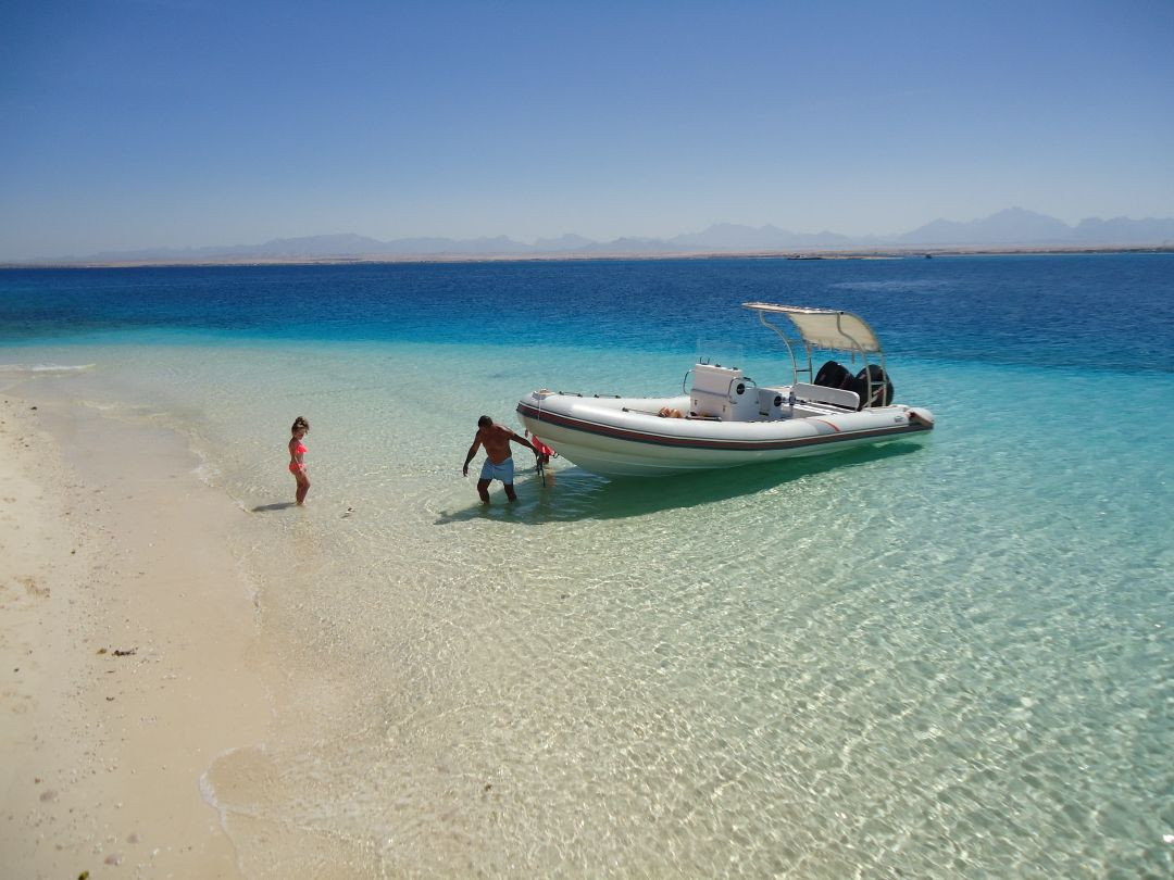 speed boat hurghada red sea