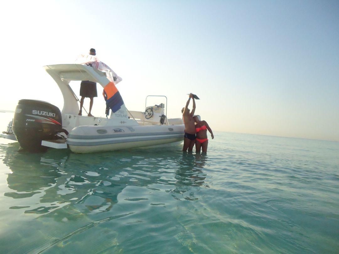 hurghada speed boats rentals