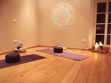 Yoga Yogatherapie Wesermarsch Yogaraum Elfleth Personal Yoga