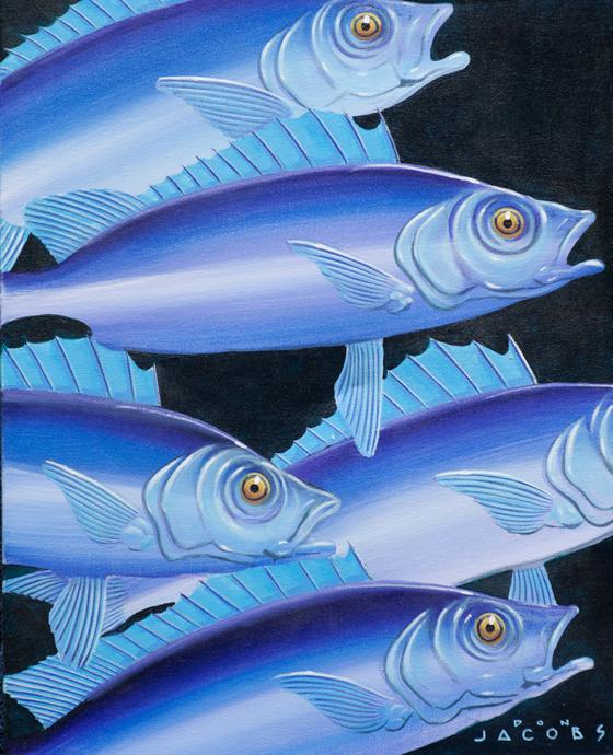 """""""Night Fish"""""""