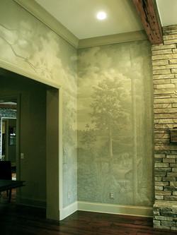 Hilton Mural