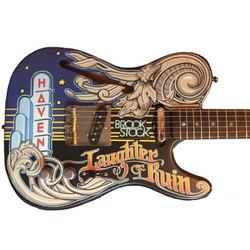 Bryan Batson Guitar